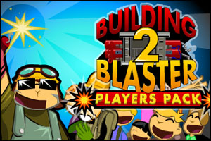 Building 2 Blaster Game